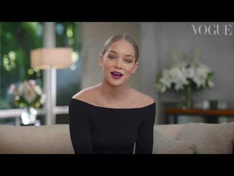 Jasmine Sanders' smoky-eye tutorial | My Beauty Tips