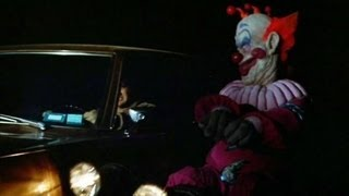 (HD) Invisible Clown Car - Killer Klowns from Outer Space(1988)
