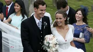 Andy Murray reveals nationality of baby Sophia