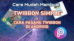 Contoh Cara Edit Twibbon Pakai Picsart Tutorial Kreasi Bekas Pop Mie