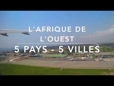 L'afrique de L'ouest, 5 pays 5 villes - Dakar, SENEGAL (PART 1) streaming vf