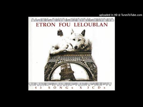 Etron Fou Leloublan - Lavabo