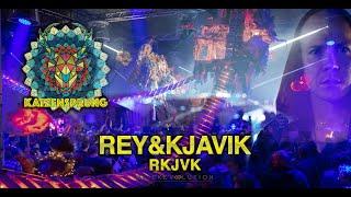 Katzensprung Festival 2019 | Rey & Kjavik | Main Floor | Live Snippet