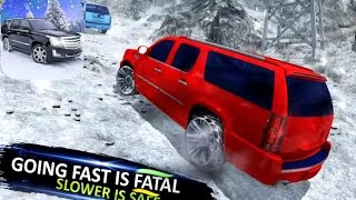 4x4 Escalade Snow Driving 3D   by Venom Mobile Games   simulation   Android Gameplay HD