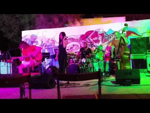 Naughty Claudia - Count to Ten  [Live @ Fete de la Musique | Aglantzia Park 2017]