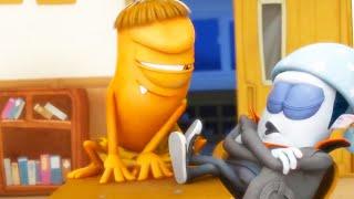 Kebi Planlama Nedir? | Spookiz | Çocuklar İçin Çizgi Filmler