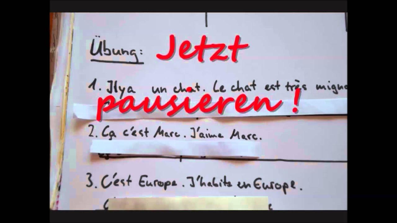 relativpronomen französisch