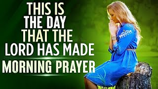 A Powerful Daily Morฑing Prayer To Help You Have A Blessed Day!