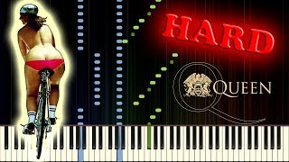 QUEEN BICYCLE RACE Piano Tutorial