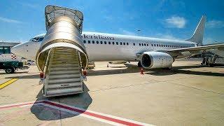 Trip report   Air Italy (Meridiana) B737-800  Milan Malpensa to Rome Fiumicino   Economy Light