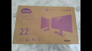 BENQ GW2270 22 Inch VA LED eye-care monitor - HDMI model