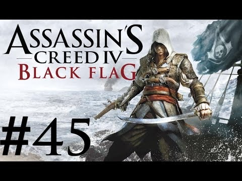 Let's Play Assassins Creed 4 Black Flag #45 German (Blind) [Royal Misfortune]