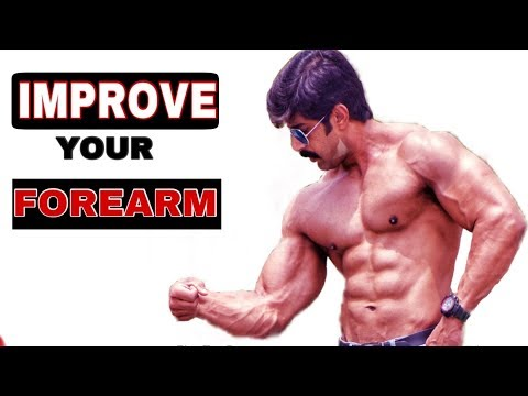 BEST EXERCISE FOR FOREARMS | IMPROVE YOUR FOREARMS | RUBAL DHANKAR