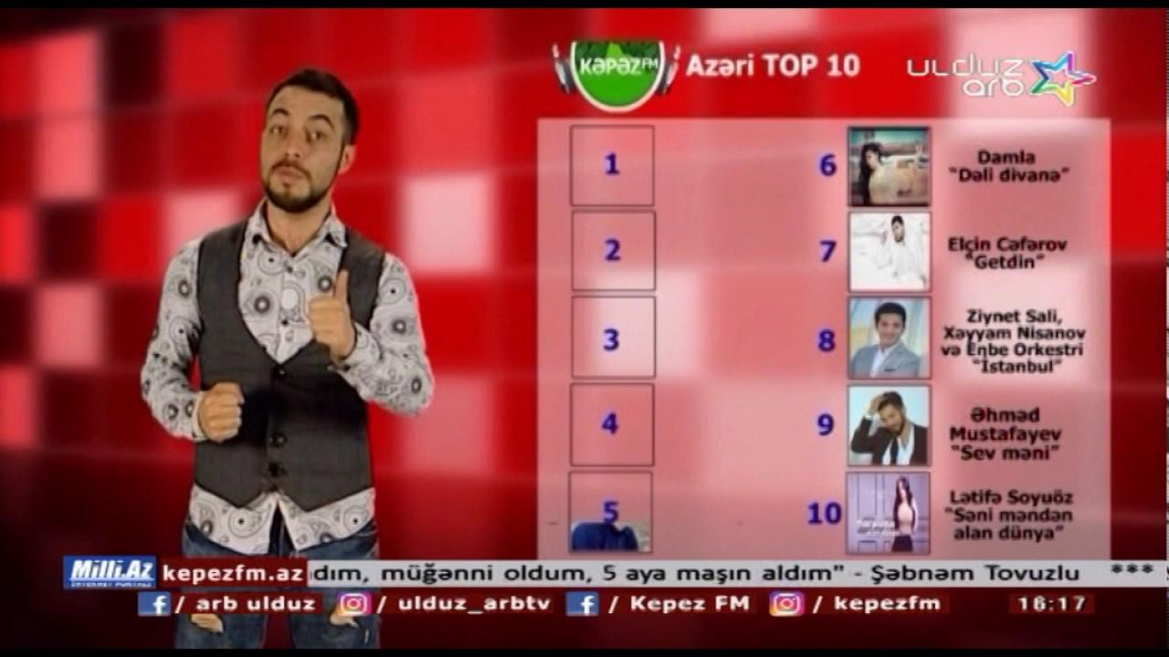 Şou Məkan - Azəri TOP 10 (ARB ULDUZ 22.01.2017)