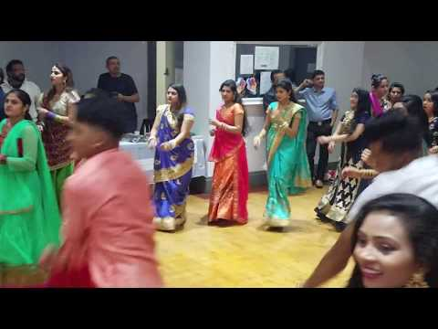 Diu-Ghoghla Kharwa Association of Leicester Navratri 12/10/2018 3rd day of navratri(2)