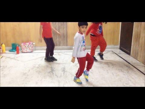Aaj Ki Party | Freestyle Dance Choreography | Kids Batch | Bajrangi Bhaijaan | Bollywood Dance