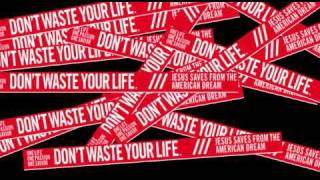 Lecrae - Don't Waste Your Life (Typography)