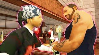 НА СРЕЩА С ПРИЯТЕЛКАТА 😍 - GTA:San Andreas Еп.9
