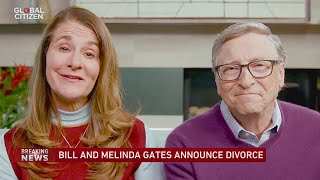 Bill and Melinda Gates announce end of marriage after 27 years