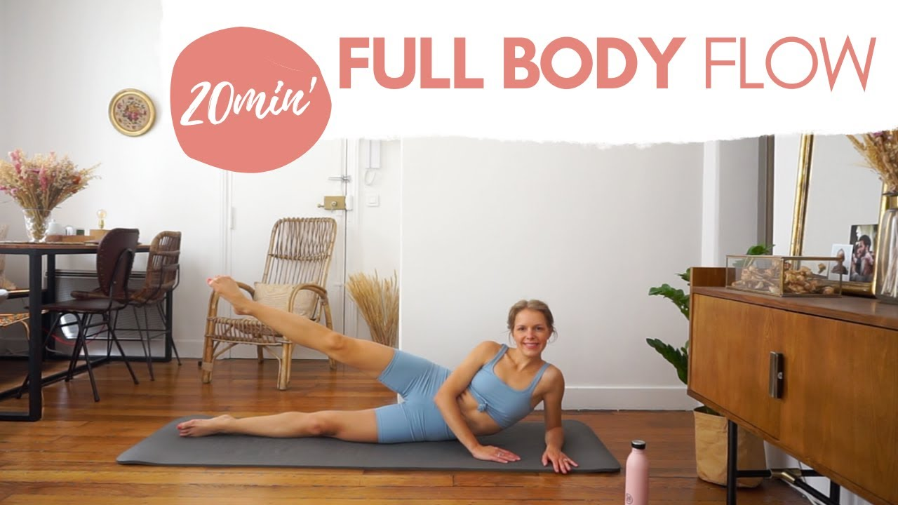 Séance de Yofit FULL BODY FLOW - 20 minutes !