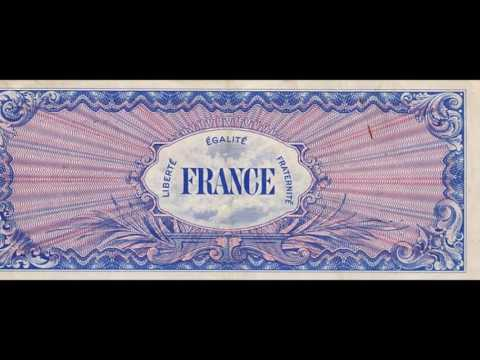 Currencies of the World: Principality of Andorra; French Franc (2nd Series of 1944)