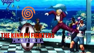 The King of Fighters 2000 playthrough (Dreamcast)