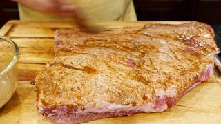 How to make Brisket in the oven | Easy step by step recipe