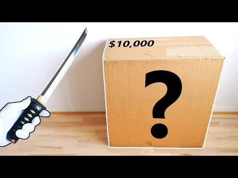 $10,000 Custom PC Gaming Setup Unboxing