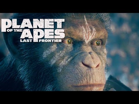 PLANET OF THE APES: LAST FRONTIER Ending (PS4 PRO) 1080p HD