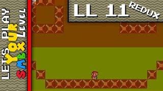 """LL11-Redux: Suck My Lollipop (Bj007Pro) - [Let's Play Your SMBX Level """"Leftover Levels""""]"""