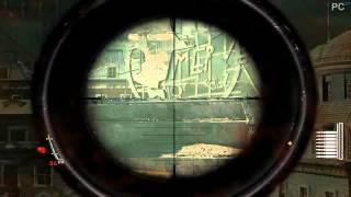 Sniper Elite v2 SVT40 Gameplay