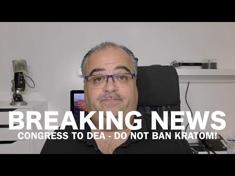 Kratom Ban Delayed Order
