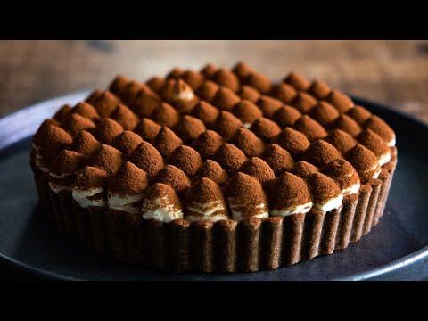 フロマージュタルト・ショコラ Fromage tart chocolat