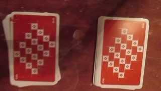 урок карточным фокусам 2