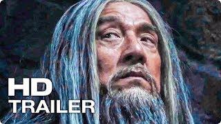 ТАЙНА ПЕЧАТИ ДРАКОНА Трейлер 60Sec #1 (НОВЫЙ, 2019) Джеки Чан, Арнольд Шварценеггер Fantasy Movie HD