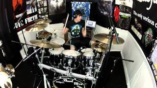 Bruno Mars - Treasure - Drum Cover