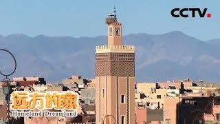 《远方的家》 20190523 一带一路(495) 摩洛哥 电影之都——瓦尔扎扎特| CCTV中文国际