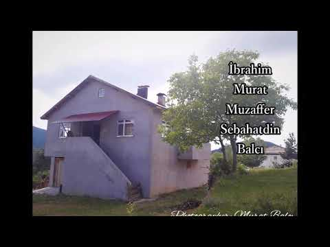 Kastamonu Daday Değirmencik Köyü 2018-2019
