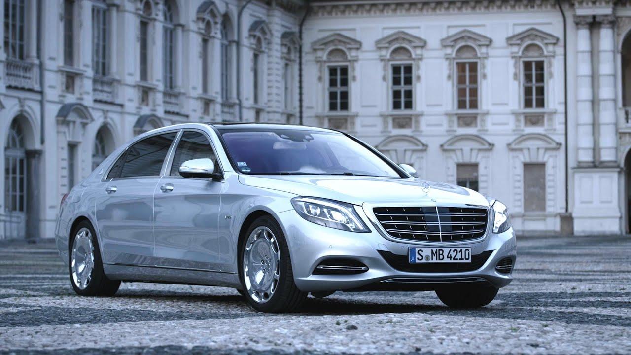 Mercedes S Vs Maybach
