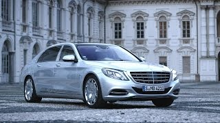 The Mercedes-Maybach S 600: elegant and luxurious - Mercedes-Benz original