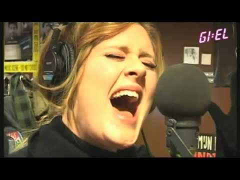 Adele Live Rolling In The Deep Zebroidtv
