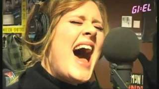 Adele LIVE Rolling In The Deep