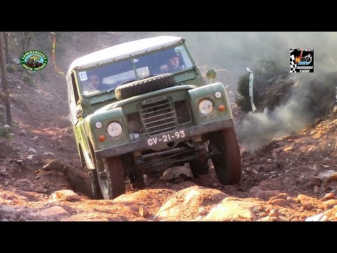 Land Rover Raid Off Road 4x4  LandManiacos (Pure Sound) Full HD