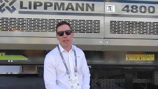 Video still for Lippmann Milwaukee Inc Debuts the New 4800R Impact Crusher