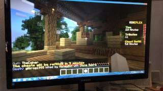 Minecraft online part 6 Gejagt vom Bösen