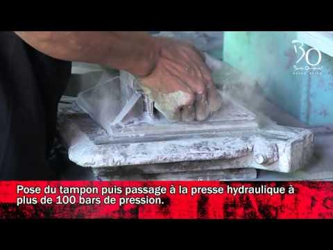 Fabrication Carreaux ciment par Bati Orient