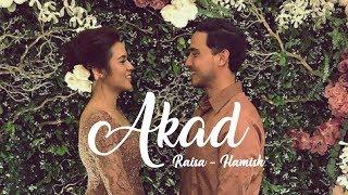 AKAD - Payung Teduh Cover by Hanin Dhiya    +  Raisa - Hamish Daud