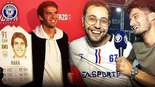 Téléfoot s'incruste à LONDRES avec Kaka, Hakim Jemili, Major Lazer...