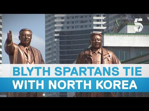North Korea travel agency to sponsor Blyth Spartans FC