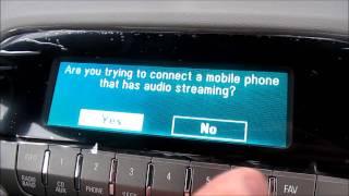 Stream Music Through Bluetooth on 2012 Camaro thumbnail
